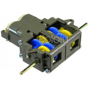 Pololu 114 - Tamiya 70168 Double Gearbox Kit
