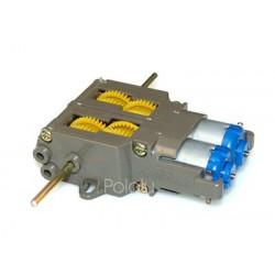 Tamiya 70097 Twin-Motor Gearbox Kit - double gearbox with DC motors