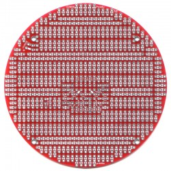 3pi Expansion Kit - Pololu 3pi robot expansion kit (PCB without cutouts) - red