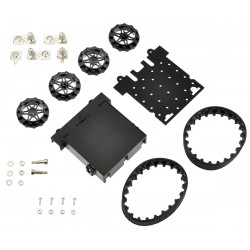 Zumo Chassis Kit - tracked chassis for Zumo robot (without motors, for assembly)