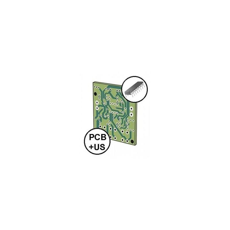 Pololu 1682 - Tamiya 70188 Mini Motor Gearbox (8-Speed) Kit