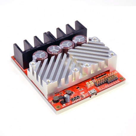 RoboClaw 2x60AHV Motor Controller (V7B) - two-channel DC motor controller