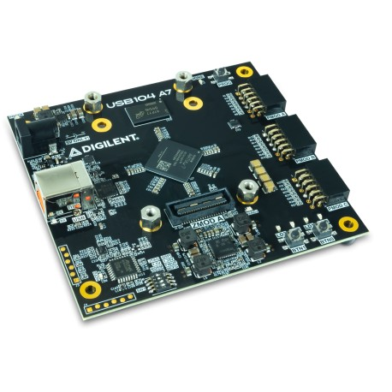 USB104 A7 FPGA Development Board (410-398) - zestaw rozwojowy FPGA z układem Artix-7 100T