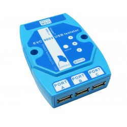 EVC9003 - 3-port isolated USB hub