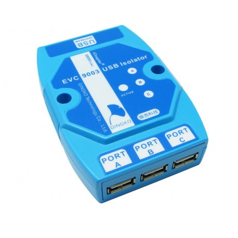 EVC9003 - 3-port isolated USB hub