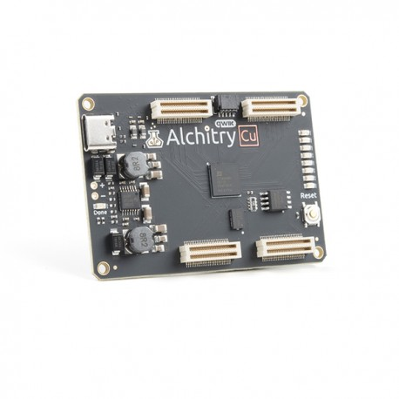 Alchitry Cu - development kit with FPGA Lattice iCE40 HX