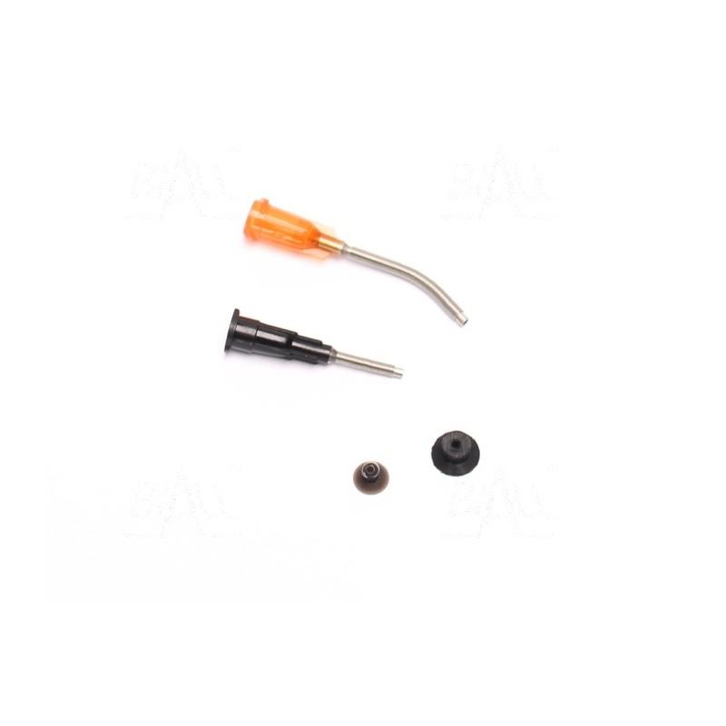 34:1 6V LP 25Dx67L - silnik z metalową przekładnią i enkoderem 48 CPR