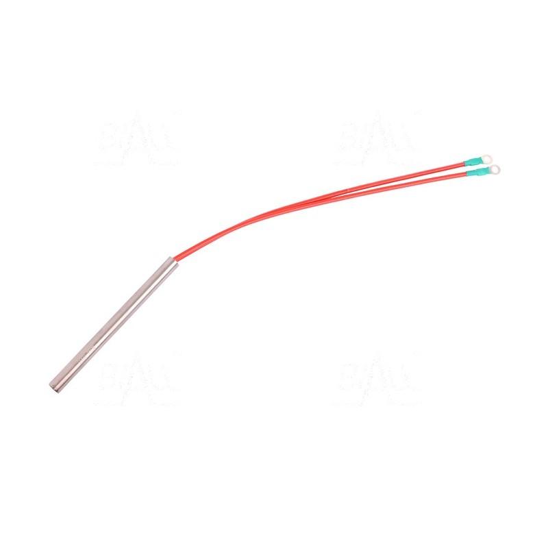 172:1 6V LP 25Dx71L - silnik z metalową przekładnią i enkoderem 48 CPR