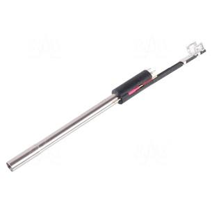 34:1 6V HP 25Dx52L - silnik z metalową przekładnią