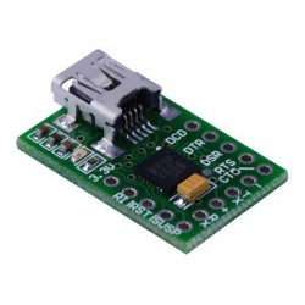 Pololu 391 - Pololu USB-to-Serial Adapter
