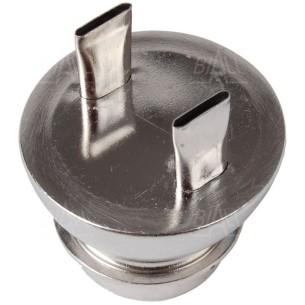 120:1 6V - plastic gear motor (90° Output)