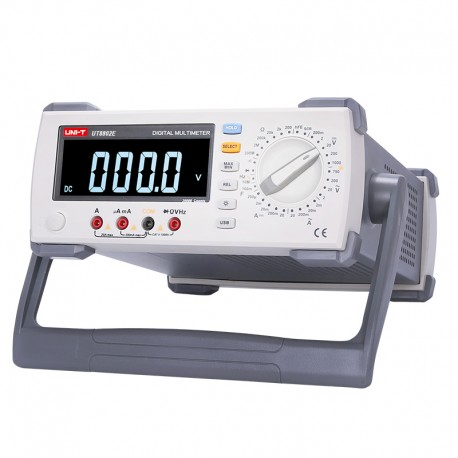 UT8802E - laboratory multimeter by Uni-T