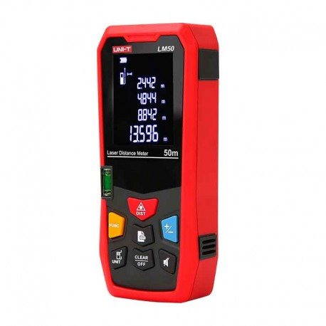 LM50 - Laser Distance Meter by Uni-T