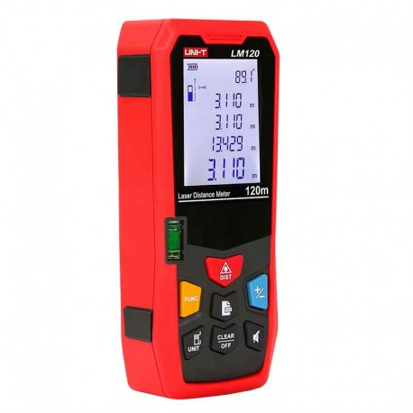 LM120 - Laser Distance Meter by Uni-T 120m