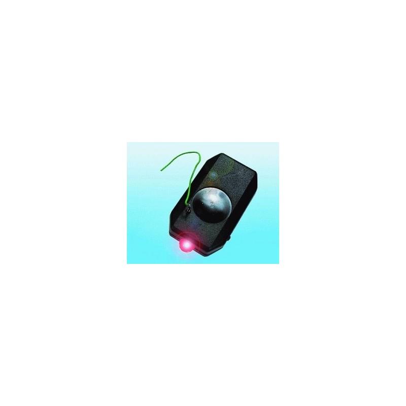 Pololu 181 - Solarbotics GM3 224:1 Gear Motor 90 deg. Output