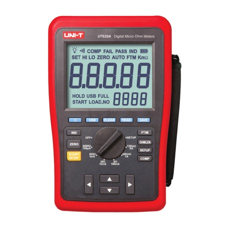 UT620A - Resistance meter by Uni-T