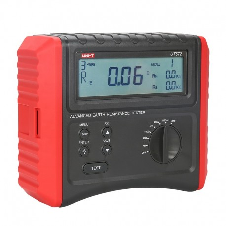 UT572 - Earth Resistance Tester by Uni-T
