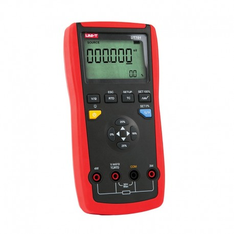 UT701 - Temperature calibrator by Uni-T