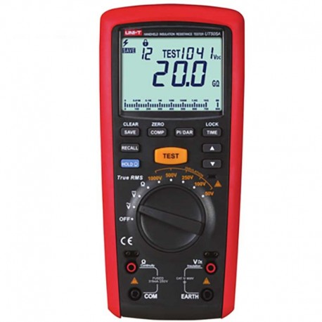 UT505A - Insulation resistance tester by Uni-T