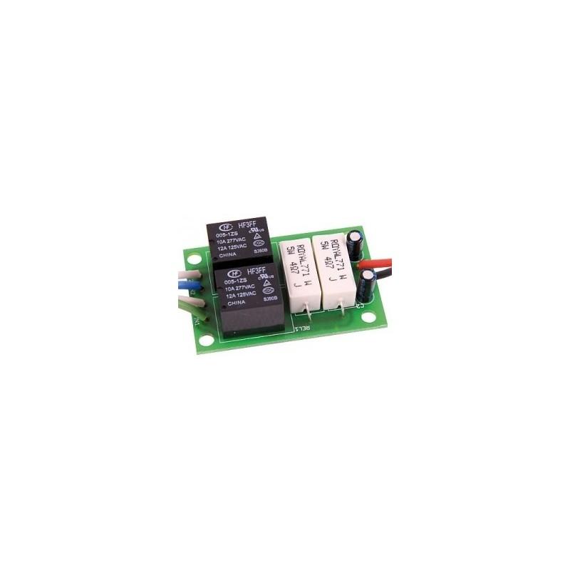 Pololu 1203 - Pololu Universal Aluminum Mounting Hub for 5mm Shaft Pair