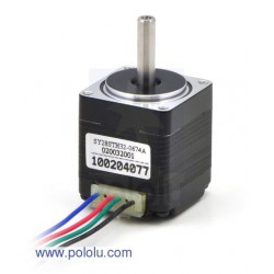 Pololu 1205 - Stepper Motor: Bipolar, 200 Steps/Rev, 28x32mm, 3.8V, 670mA