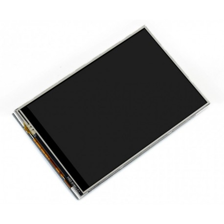 "4inch RPi LCD (C) - TFT 4"" LCD display with touch screen for Raspberry Pi"