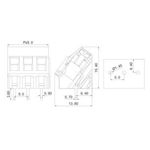 Color shrink tubes - set of 328 pieces
