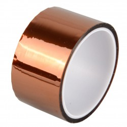 Kapton tape with a width of 50mm and a length of 30m