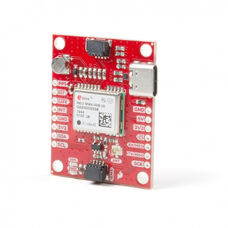 GPS Breakout - GPS module with NEO-M9N chip (U.FL antenna connector)