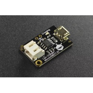 Lipo Charger-MicroUSB - moduł ładowarki LiPo z microUSB
