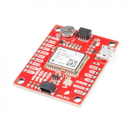 GPS-RTK Board - GPS module with NEO-M8P-2 chip (U.FL connector)