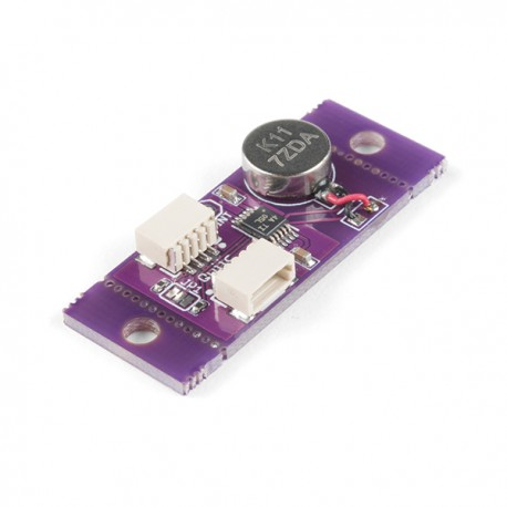 Zio Haptic Motor Controller - DRV2605L vibration motor driver module with motor (Y axis)