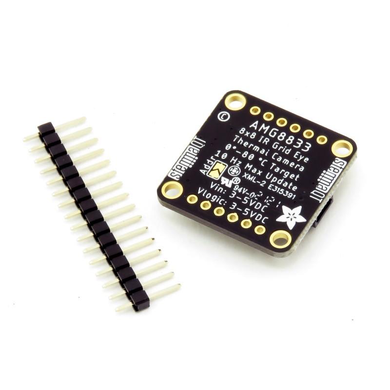 GPS-RTK-SMA Breakout - moduł GPS z układem ZED-F9P (złącze SMA)