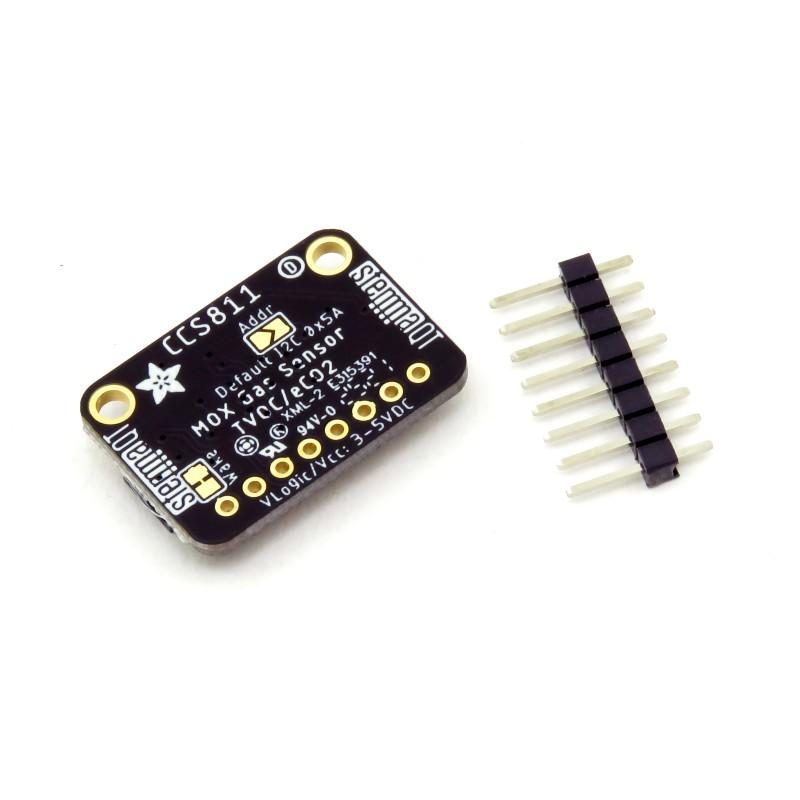Distance sensor module with VL53L1X (4m)