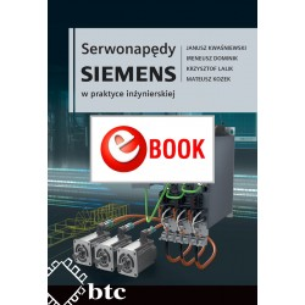 Serwonapędy SIEMENS w praktyce inżynierskiej (ebook)