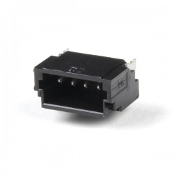 Qwiic JST Connector - JST-SH SMD 4-pin connector (vertical)