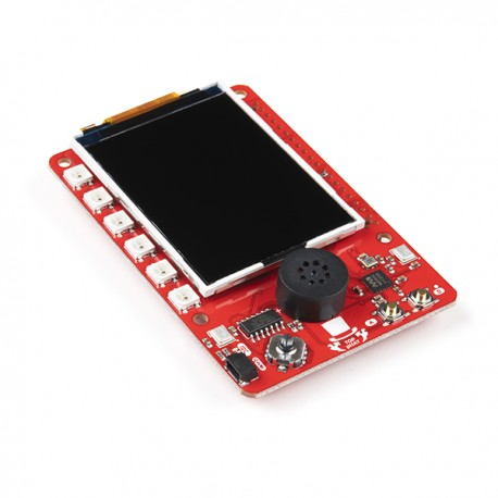 Qwiic Top pHAT - extension module with display for Raspberry Pi
