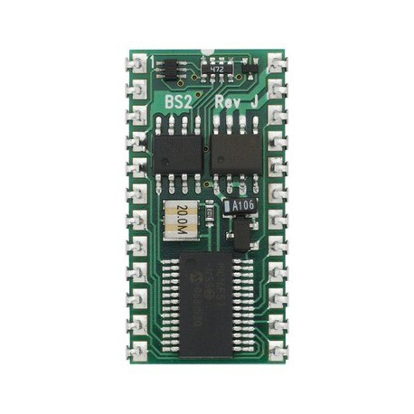 Pololu 1600 - Parallax BASIC Stamp 2 Module #BS2-IC