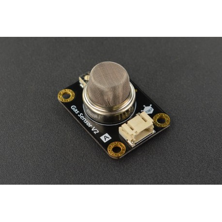 Gravity: Analog Alcohol Sensor (MQ3) - module with an alcohol sensor