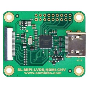 DSI2HDMI - konwerter MIPI-DSI do LVDS/HDMI