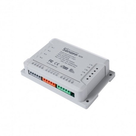 Sonoff 4CH R2 - 4-channel switch with WiFi