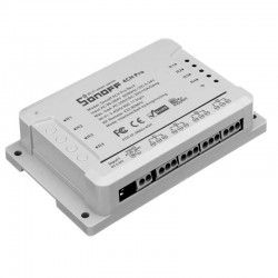Sonoff 4CH PRO R2 - 4-channel switch with WiFi and RF