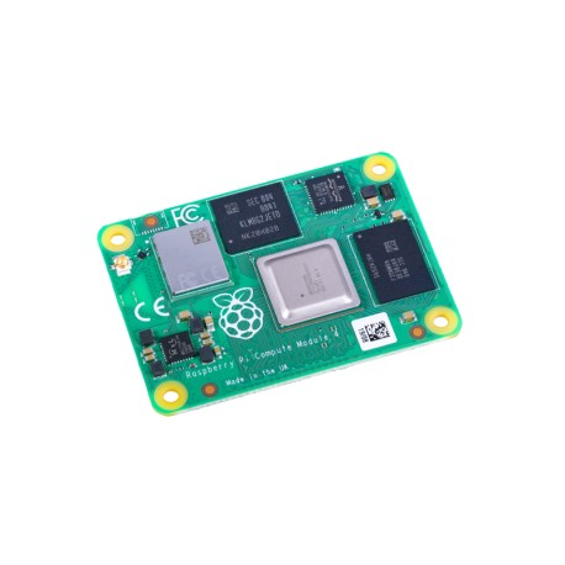 CM4108000 - Raspberry Pi Compute module 4 Lite - 1,5GHz 8GB RAM WiFi/Bluetooth