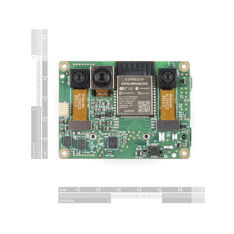 CM4004032 - Raspberry Pi Compute module 4 - 1,5GHz 4GB RAM 32GB eMMC