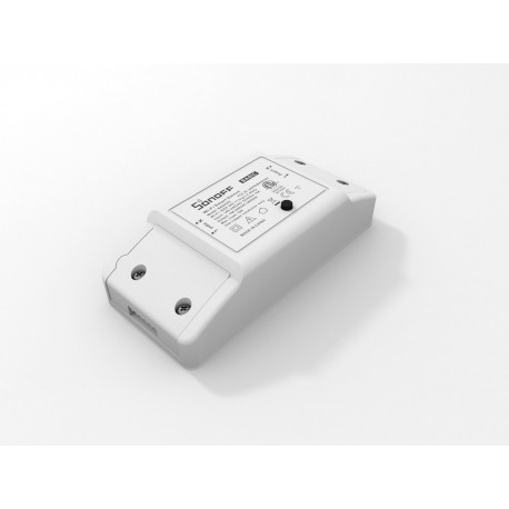 Sonoff Basic R2 v2.2 - single-channel switch with WiFi
