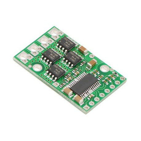 Pololu 757 - Pololu High-Power Motor Driver 24v12