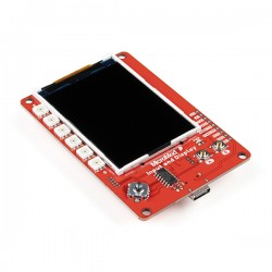 MicroMod Input and Display Carrier Board - expansion board for MicroMod modules