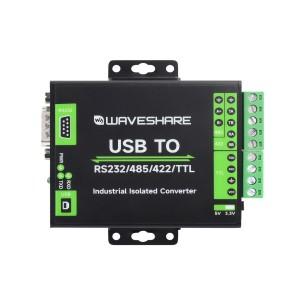 MicroMod Data Logging Carrier Board - płyta rozszerzeń do modułów MicroMod