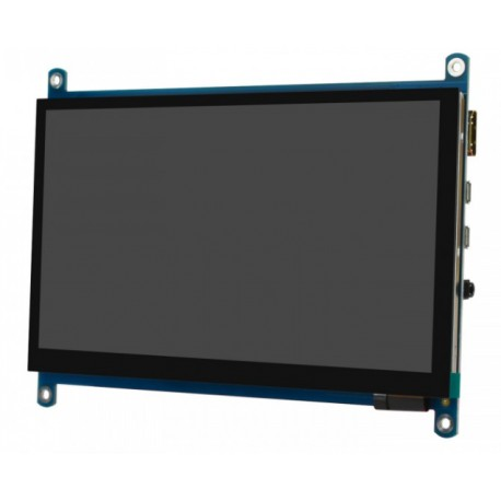 """7HP-CAPQLED - QLED IPS 7"""" display with a touch screen"""