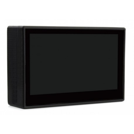 """4.3inch DSI LCD - 4.3"""" IPS LCD display with touch screen for Raspberry Pi + case"""